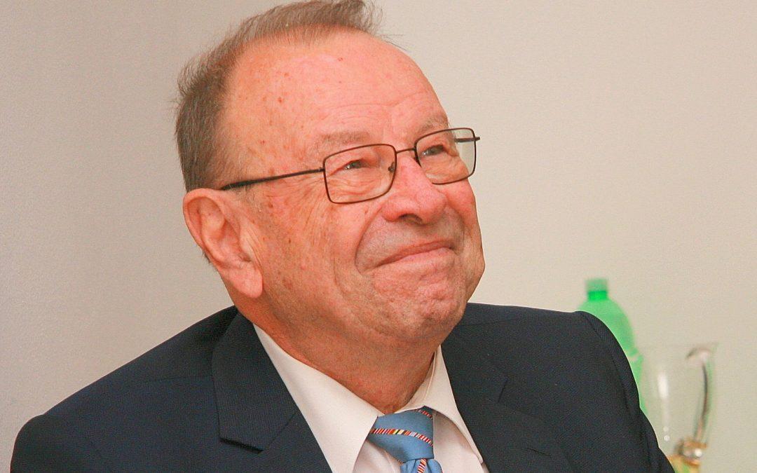 Nedožité 90. narozeniny prof. Tomeše